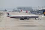 職業旅人さんが、関西国際空港で撮影したマレーシア航空 A330-322の航空フォト(写真)