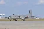 チャーリーマイクさんが、那覇空港で撮影した航空自衛隊 YS-11A-402EBの航空フォト(写真)