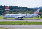 Dreamer-K'さんが、成田国際空港で撮影した日本航空 767-346/ERの航空フォト(写真)