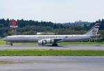 Dreamer-K'さんが、成田国際空港で撮影したエティハド航空 A340-642Xの航空フォト(写真)