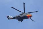 とらとらさんが、厚木飛行場で撮影した海上自衛隊 CH-101の航空フォト(写真)