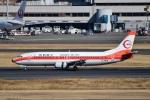 matatabiさんが、羽田空港で撮影した日本トランスオーシャン航空 737-446の航空フォト(写真)
