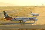 shining star ✈さんが、関西国際空港で撮影した山東航空 737-85Nの航空フォト(写真)