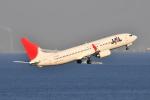 Orange linerさんが、羽田空港で撮影したJALエクスプレス 737-846の航空フォト(写真)