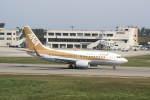 プルシアンブルーさんが、庄内空港で撮影した全日空 737-781の航空フォト(写真)