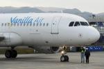 青路村さんが、伊丹空港で撮影したバニラエア A320-214の航空フォト(写真)