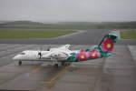 プルシアンブルーさんが、中標津空港で撮影したエアーニッポンネットワーク DHC-8-314Q Dash 8の航空フォト(写真)