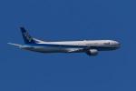 あんくんさんが、羽田空港で撮影した全日空 777-381の航空フォト(写真)