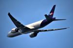 we love kixさんが、関西国際空港で撮影したフェデックス・エクスプレス 777-FHTの航空フォト(写真)