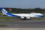 じゃがさんが、成田国際空港で撮影した日本貨物航空 747-4KZF/SCDの航空フォト(写真)