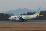 MA~RUさんが、広島空港で撮影したAIR DO 737-781の航空フォト(写真)