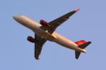 shining star ✈さんが、関西国際空港で撮影した吉祥航空 A320-214の航空フォト(写真)