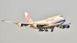 Take51さんが、関西国際空港で撮影したチャイナエアライン 747-409の航空フォト(写真)