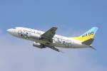 プルシアンブルーさんが、仙台空港で撮影したAIR DO 737-54Kの航空フォト(写真)