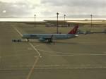 金魚さんが、中部国際空港で撮影したノースウエスト航空 757-251の航空フォト(写真)
