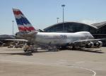 maverickさんが、香港国際空港で撮影したオリエント・タイ航空 747-146の航空フォト(写真)