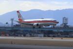 オポッサムさんが、福岡空港で撮影した日本トランスオーシャン航空 737-446の航空フォト(写真)