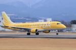 気分屋さんが、熊本空港で撮影したフジドリームエアラインズ ERJ-170-200 (ERJ-175STD)の航空フォト(写真)