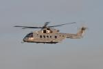 夏みかんさんが、名古屋飛行場で撮影した海上自衛隊 MCH-101の航空フォト(写真)