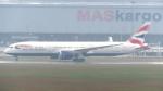 誘喜さんが、クアラルンプール国際空港で撮影したブリティッシュ・エアウェイズ 787-9の航空フォト(写真)