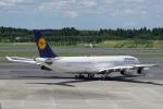 pringlesさんが、成田国際空港で撮影したルフトハンザドイツ航空 A340-313Xの航空フォト(写真)