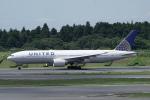 pringlesさんが、成田国際空港で撮影したユナイテッド航空 777-222の航空フォト(写真)