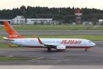 OS52さんが、成田国際空港で撮影したチェジュ航空 737-8ASの航空フォト(写真)