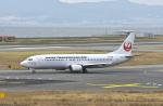 kix-boobyさんが、関西国際空港で撮影した日本トランスオーシャン航空 737-446の航空フォト(写真)