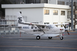ピーチさんが、岡山空港で撮影したスカイトレック Kodiak 100の航空フォト(写真)
