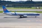 Dreamer-K'さんが、成田国際空港で撮影した中国南方航空 737-81Bの航空フォト(写真)