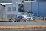 りゅうさんさんが、調布飛行場で撮影した東邦航空 AS350B Ecureuilの航空フォト(写真)