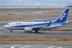 神宮寺ももさんが、関西国際空港で撮影した全日空 737-781の航空フォト(写真)