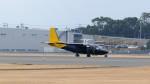 Koj-skadb1621_2116さんが、鹿児島空港で撮影した新日本航空 BN-2B-20 Islanderの航空フォト(写真)