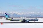 kitayocchiさんが、新千歳空港で撮影したエアプサン A321-231の航空フォト(写真)