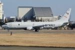(`・ω・´)さんが、横田基地で撮影したアメリカ海軍 P-8A (737-8FV)の航空フォト(写真)