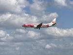 ken1992さんが、那覇空港で撮影した日本トランスオーシャン航空 737-446の航空フォト(写真)