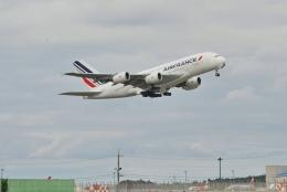 slc622さんが、成田国際空港で撮影したエールフランス航空 A380-861の航空フォト(写真)