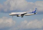 雲霧さんが、成田国際空港で撮影した全日空 A320-211の航空フォト(写真)