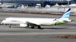 誘喜さんが、関西国際空港で撮影したエアプサン A321-231の航空フォト(写真)