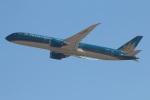 たみぃさんが、成田国際空港で撮影したベトナム航空 787-9の航空フォト(写真)