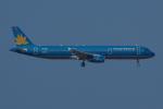 PASSENGERさんが、香港国際空港で撮影したベトナム航空 A321-231の航空フォト(写真)