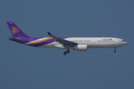 PASSENGERさんが、香港国際空港で撮影したタイ国際航空 A330-343Xの航空フォト(写真)