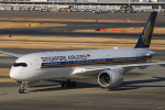 A350XWB-HNDさんが、羽田空港で撮影したシンガポール航空 A350-941XWBの航空フォト(写真)