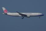 PASSENGERさんが、香港国際空港で撮影したチャイナエアライン A330-302の航空フォト(写真)