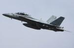VIPERさんが、厚木飛行場で撮影したアメリカ海軍 F/A-18F Super Hornetの航空フォト(写真)