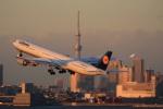 VIPERさんが、羽田空港で撮影したルフトハンザドイツ航空 A340-642の航空フォト(写真)