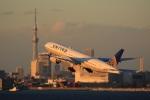 VIPERさんが、羽田空港で撮影したユナイテッド航空 777-222/ERの航空フォト(写真)