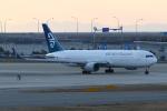 ja007gさんが、関西国際空港で撮影したニュージーランド航空 767-319/ERの航空フォト(写真)