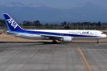 euro_r302さんが、鹿児島空港で撮影した全日空 767-381/ERの航空フォト(写真)