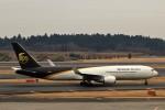 にしやんさんが、成田国際空港で撮影したUPS航空 767-34AF/ERの航空フォト(写真)